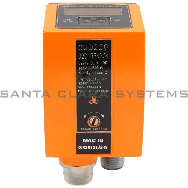 Efector O2D220 Object Recognition Sensor   O2DIRPKG/K Product Image