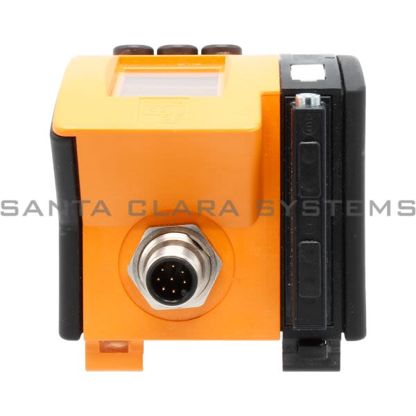 Efector OO5000 Fiber Optic Amplifier | OOF-FPKG/M12/KL2 Product Image