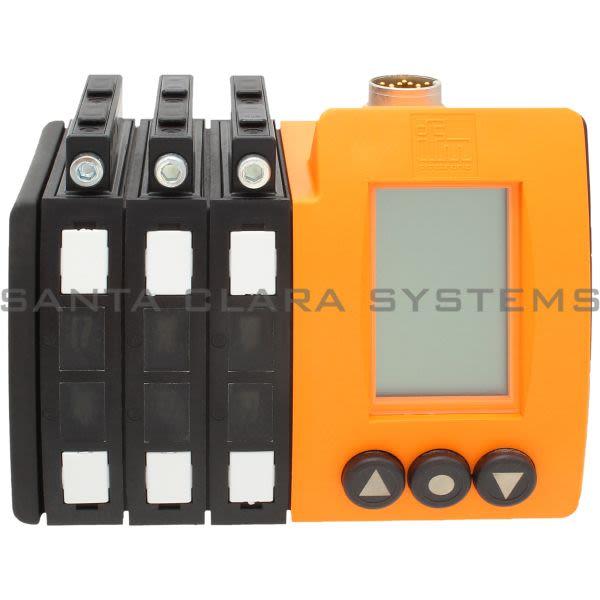 Efector OO5002 Fiber-optic Amplifier | OOF-FPKG/M16/KL6 Product Image