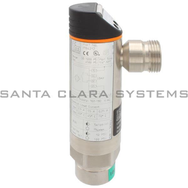 Efector PB4212 Pressure Sensor   PB-100PSBN14-Hfbow/LS/ /V Product Image