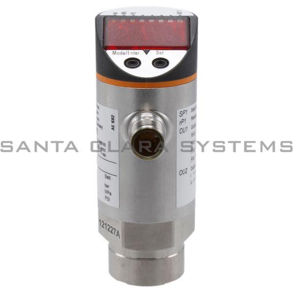 Efector PN3002 Pressure Sensor | PN-100-SBR14-MFPKG/US/ /V Product Image