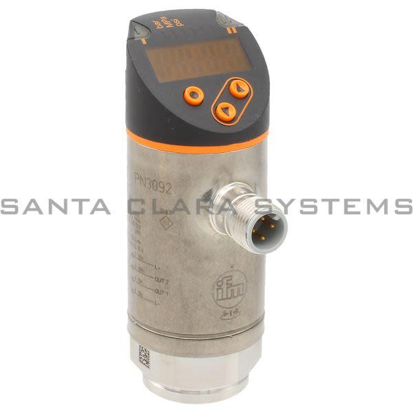 Efector PN3092 Pressure Sensor | PN-100-SER14-MFRKG/US/ /V Product Image