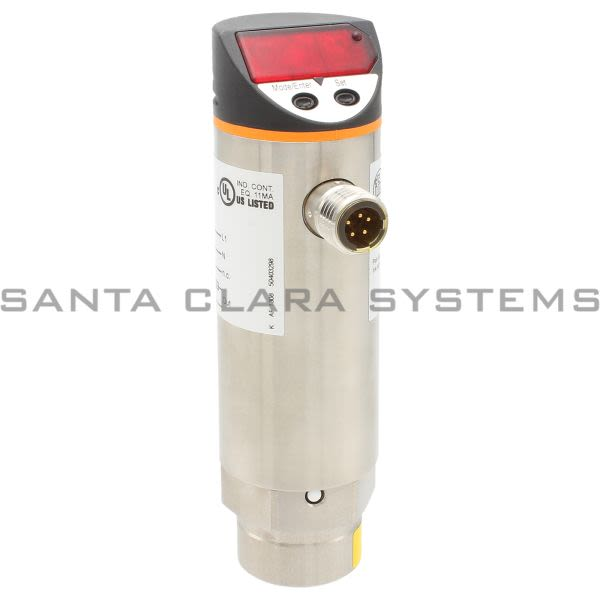 Efector PN4224 Pressure Sensor | PN-010-RBN14-Hfbow/LS/ /V Product Image