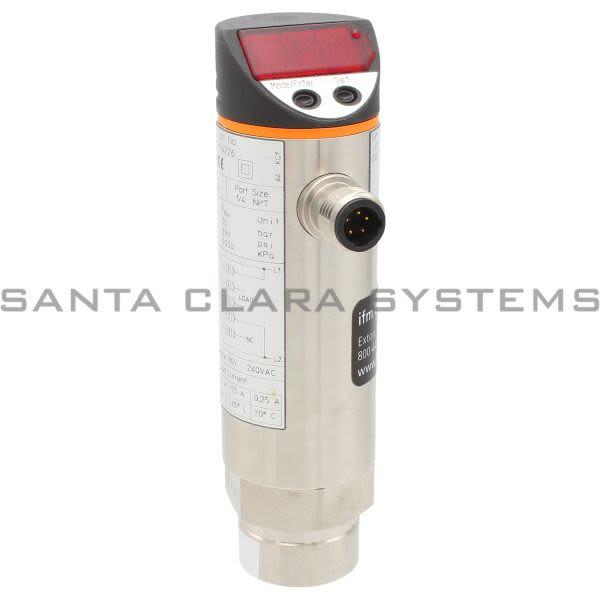 Efector PN4226 Pressure Sensor | PN-2.5-RBN14-HFBOW/LS/ /V Product Image