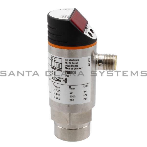Efector PN5006 Pressure Monitor   PN-2.5-RBR14-HFPKG/US/ /V Product Image
