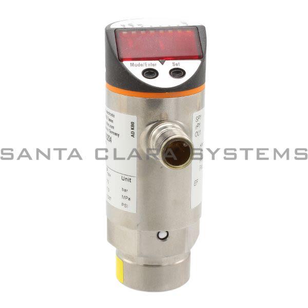 Efector PN5204 Pressure Monitor   PN-010-RBN14-HFPKG/US/ /V Product Image