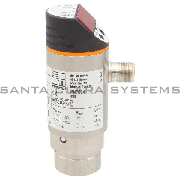 Efector PN7004 Pressure Sensor | PN-010-RBR14-QFRKG/US/ /V Product Image