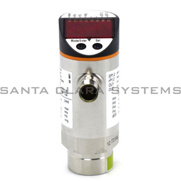 Efector PN7007 Pressure Sensor | PN-001BRBR14-QFRKG/US/ /V Product Image