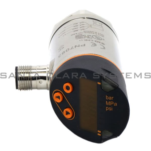 Efector PN7093 Pressure Monitor | PN-025-RER14-QFRKG/US/ /V Product Image