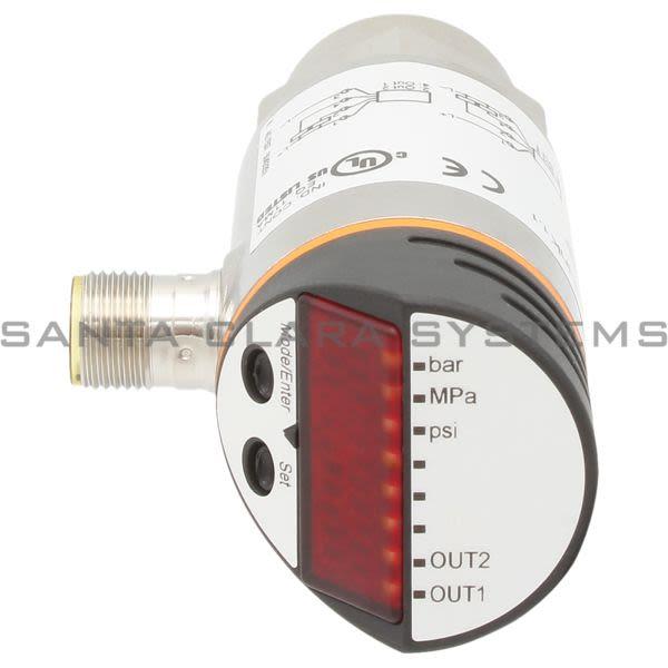 Efector PN7202 Pressure Monitor | PN-100-SBN14-QFRKG/US/ /V Product Image