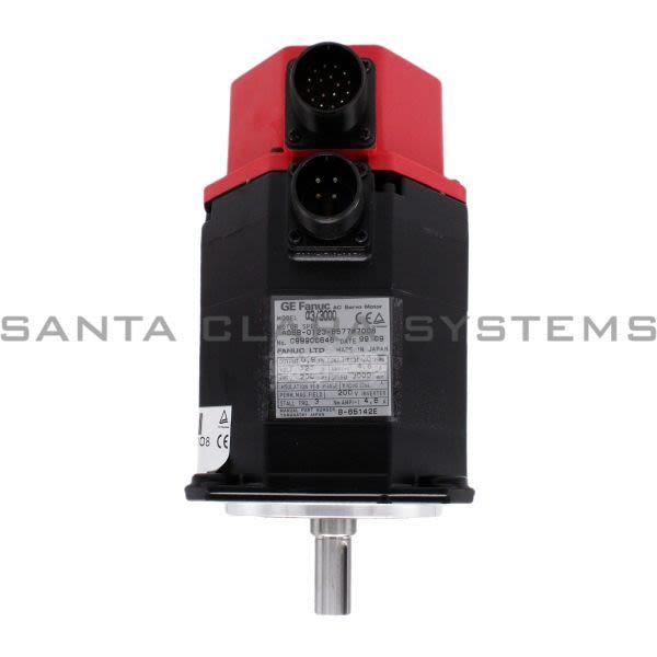 Fanuc A06B-0123-B577-7008 Servo Motor | A06B-0123-B577#7008 Product Image
