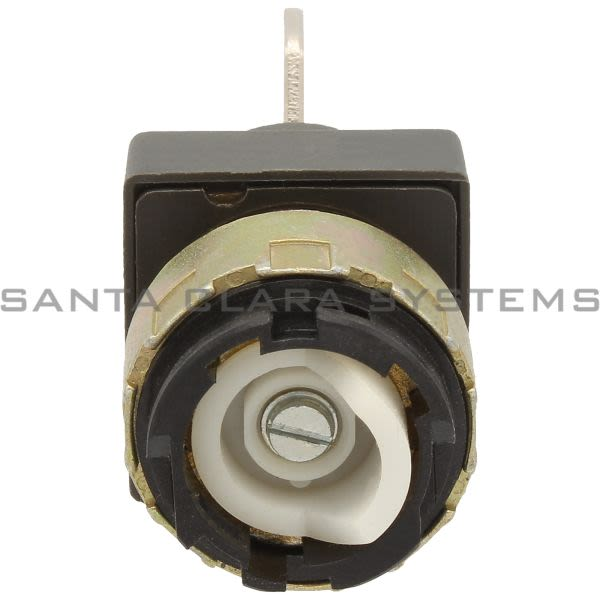General Electric 080QSCZ20 3 Position Key Selector Switch, 3 Position Product Image