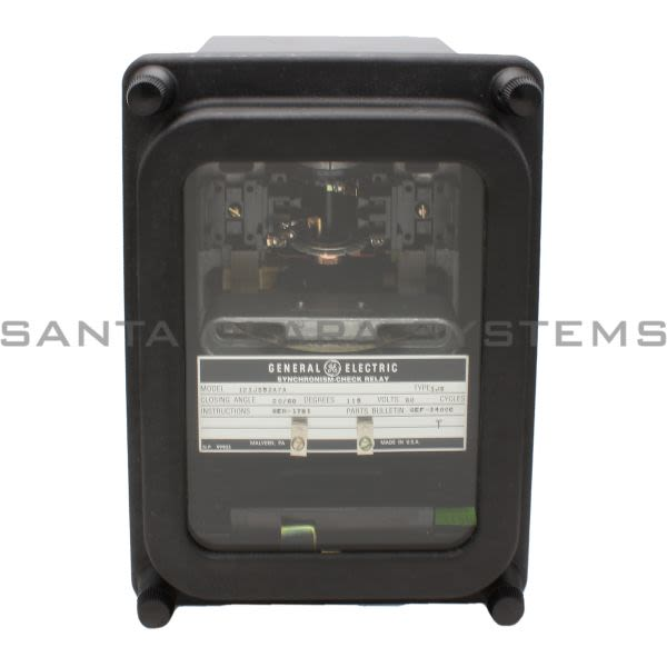 General Electric 12IJS52A7A  Sychronism-Check Relay Product Image