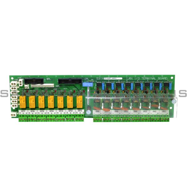 General Electric 531X307LTBAKG1 I/O Terminal Board Product Image