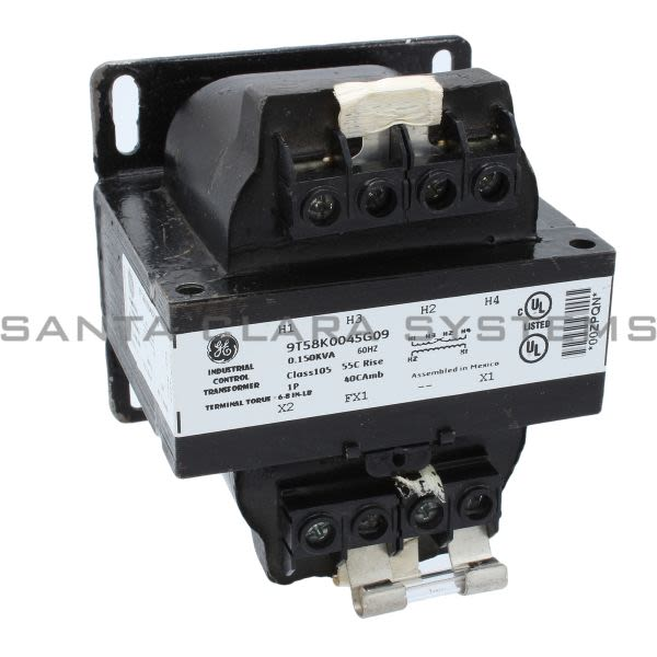 General Electric 9T58K0045G09 Core and Coil SM PWR Transformers Product Image