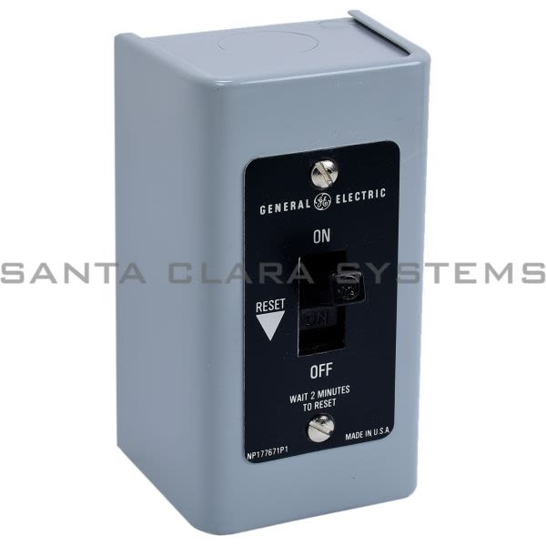 General Electric CR101Y Manual Starter Product Image