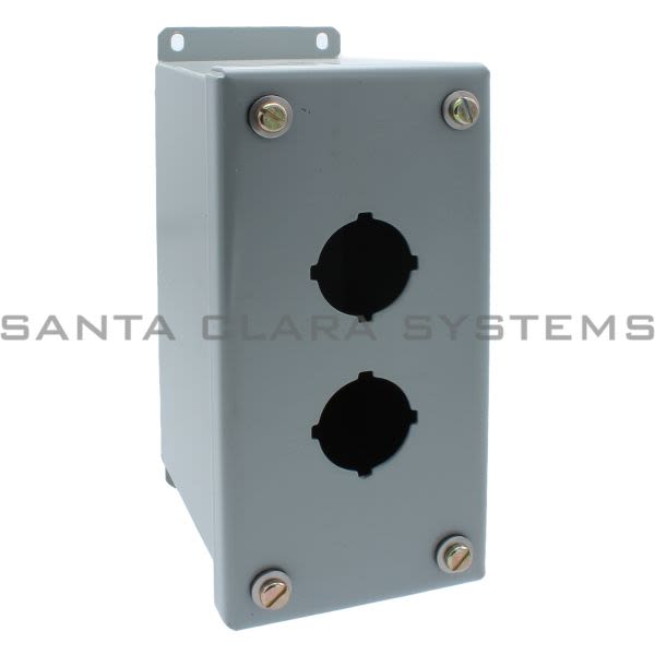General Electric CR104PEG12 Pushbutton Enclosure Product Image