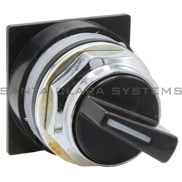 General Electric CR104PSG21B 2 Pos Selector Switch Product Image