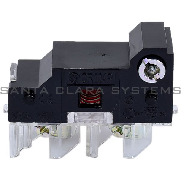 General Electric CR104PXC01 Contact Block Product Image