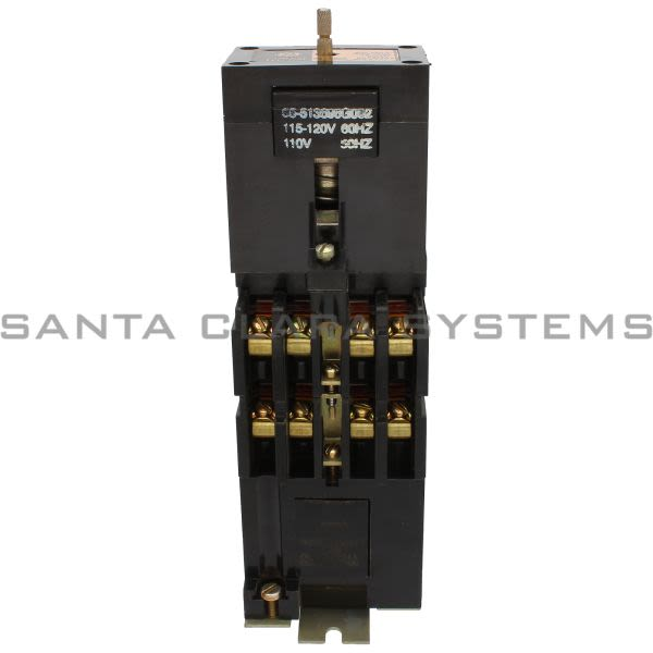 General Electric CR120BL08002 Latch Relay 120V 8Pole Product Image