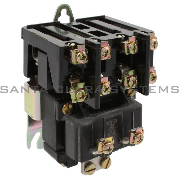 General Electric CR2810A11AC2 Contactor Magnetic 4 Pole NO 110V Product Image