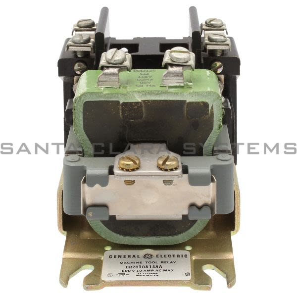 General Electric CR2810A14AA2 Relay | CR2810A14AA Product Image
