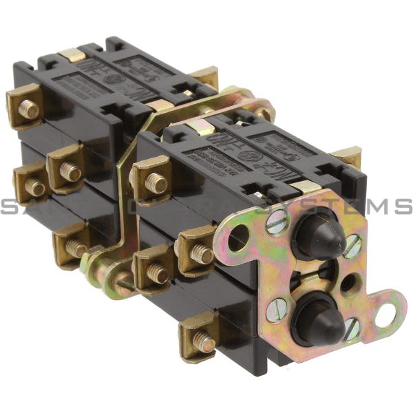 General Electric CR2940U207 Contact Block Product Image
