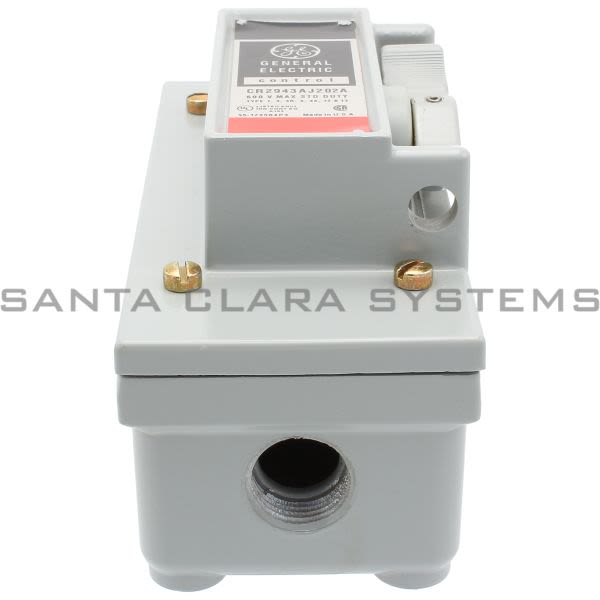 General Electric CR2943AJ202A Control Station Push Button 10AMP 600V Product Image