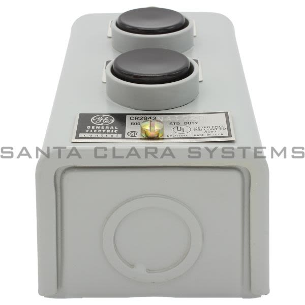 General Electric CR2943NA102D  Pushbutton Station Forward/Reverse 600V Product Image