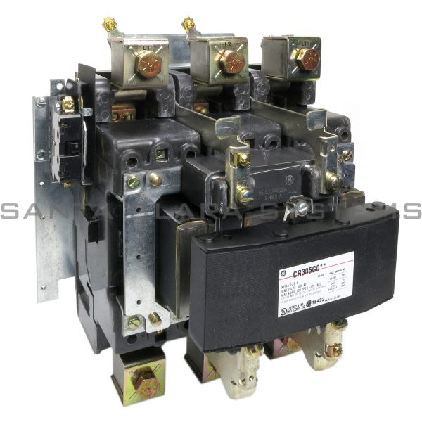 General Electric CR305G004 Contactor | CR305 460-480V Product Image