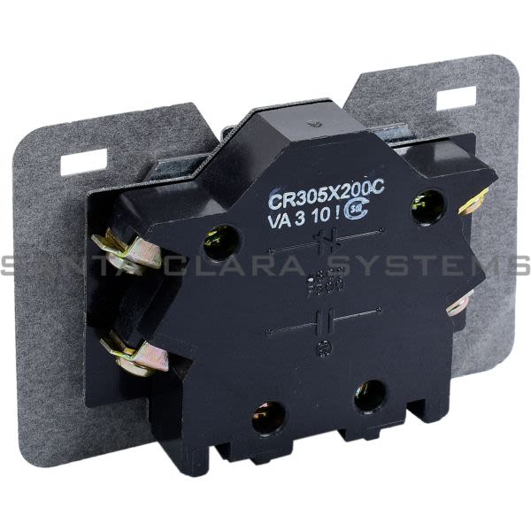 General Electric CR305X200C Auxiliary Contact Product Image