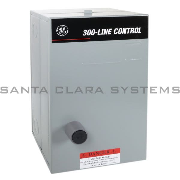 General Electric CR306A102 Starter | CR306 Size 00 Product Image