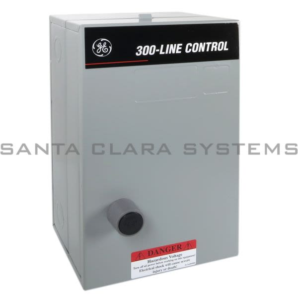 General Electric CR306B104 Starter | CR306 Size 0 Product Image