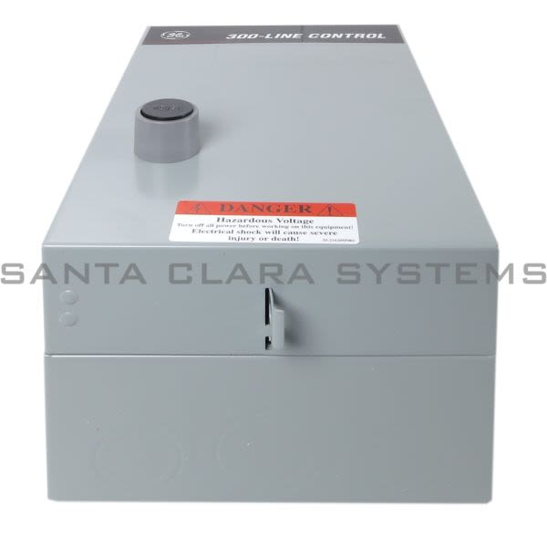 General Electric CR306C104 Starter | CR306 Size 1 Product Image