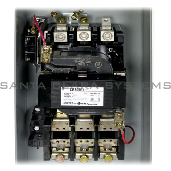General Electric CR306E102 Starter | CR306 Size 3 Product Image