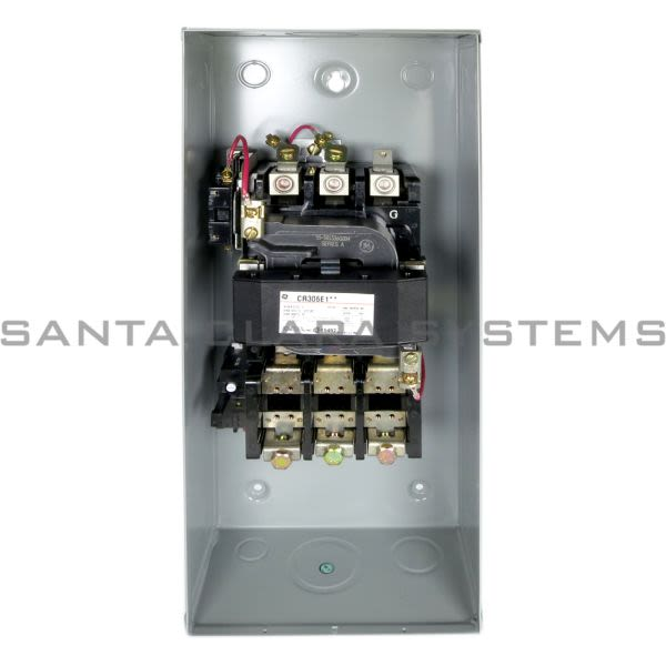 General Electric CR306E104 Starter | CR306 Size 3 Product Image
