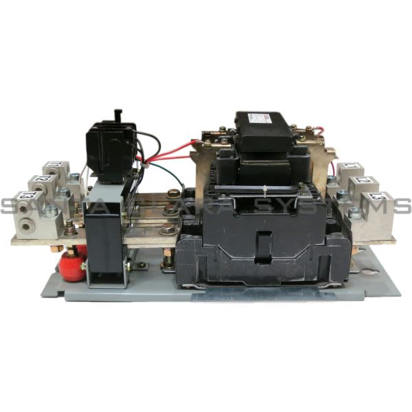 General Electric CR306HH004 Starter | CR306 Size 6 Product Image