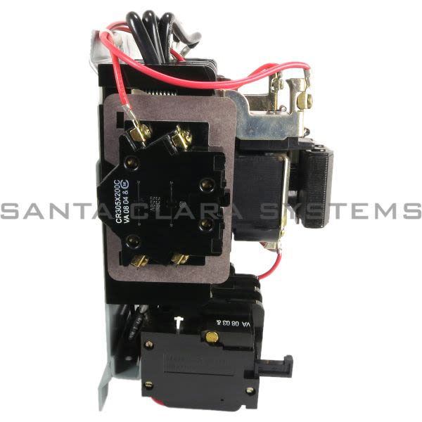 General Electric CR309D002 Reversing Starter | CR309 Size 2 Product Image