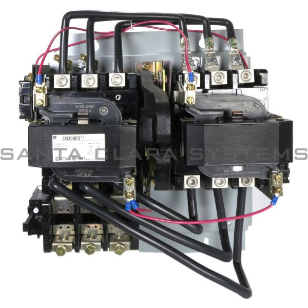 General Electric CR309F002 Reversing Starter | CR309 Size 4 Product Image