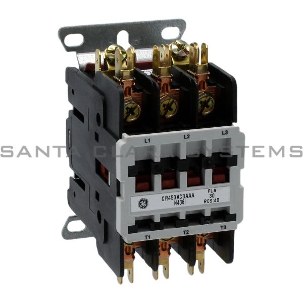 General Electric CR453AC3AAA Contactor Product Image