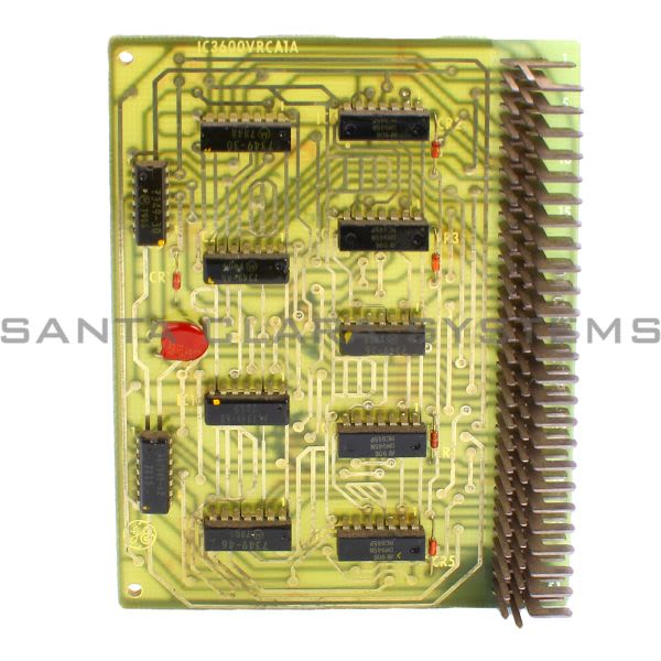 General Electric IC3600VRCA1A  Product Image