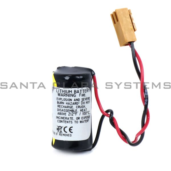 General Electric IC693ACC301-BATTERY Battery GE Fanuc Product Image