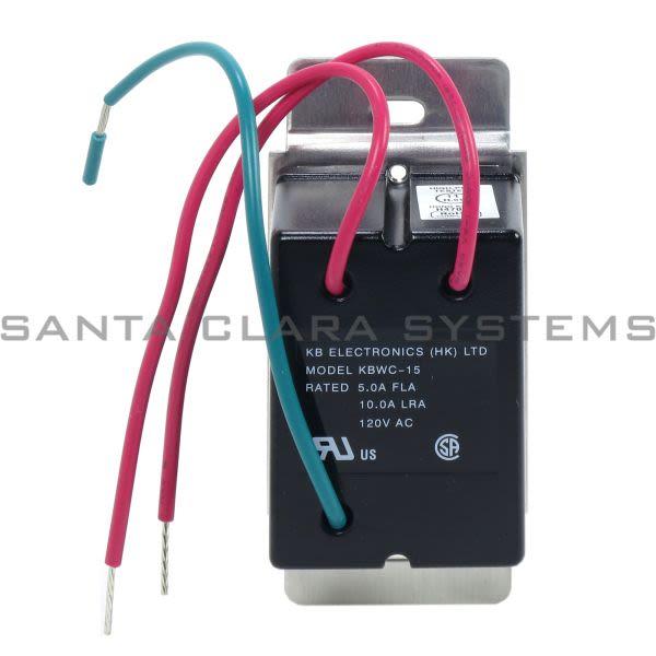 KB Electronics KBWC-15K Speed Controller Kit Product Image