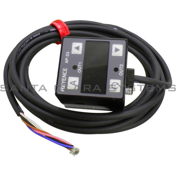 Keyence AP-33 Photo Sensor Product Image