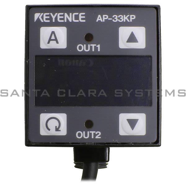 Keyence AP-33KP Pressure Sensor Product Image