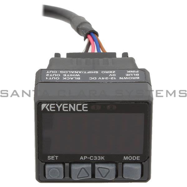 Keyence AP-C33K Pressure Sensor Product Image