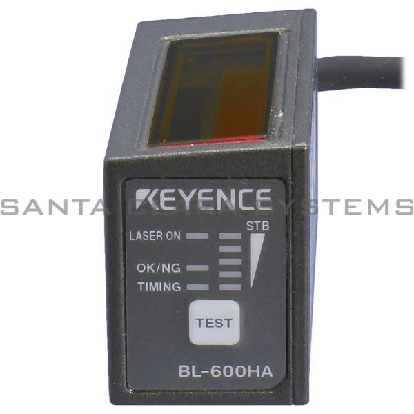 Keyence BL-600HA Laser Scanner Barcode Reader Product Image
