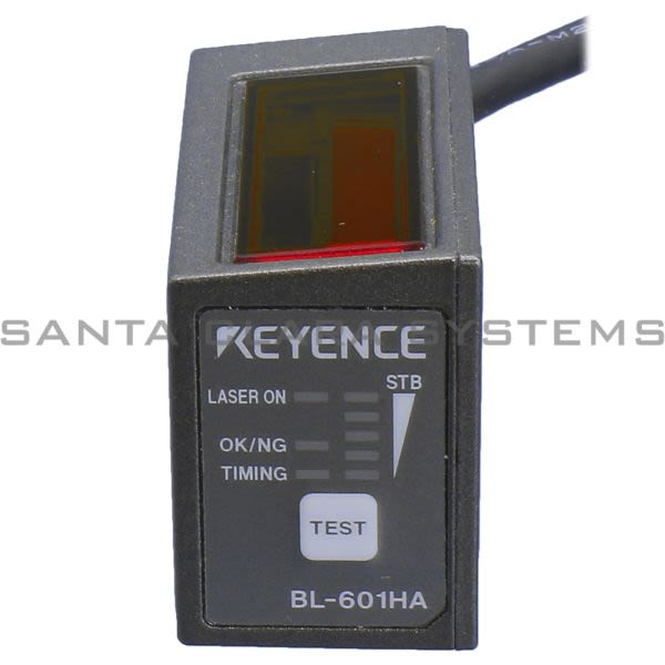 Keyence BL-601HA Barcode Scanner Product Image