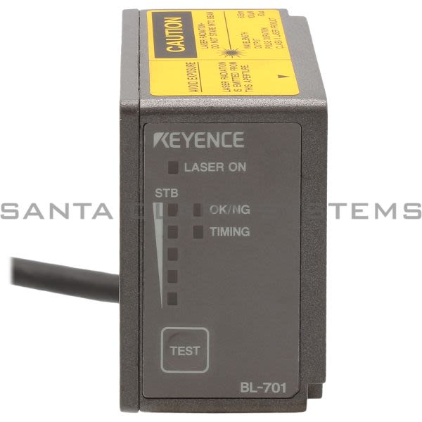Keyence BL-701 Barcode Scanner Sensor Head Product Image