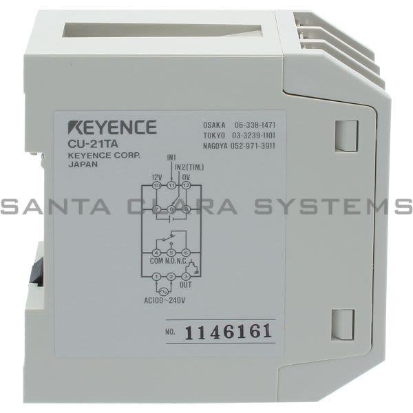 Keyence CU-21TA Control Unit Product Image